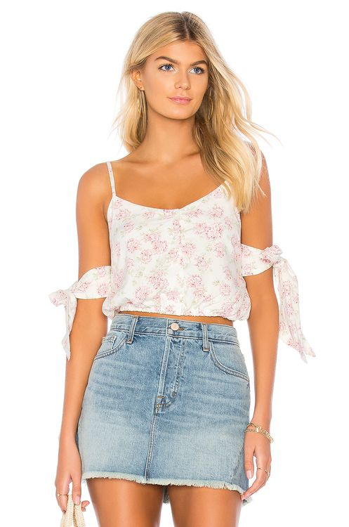 Somedays Lovin Young & Restless Crop Top