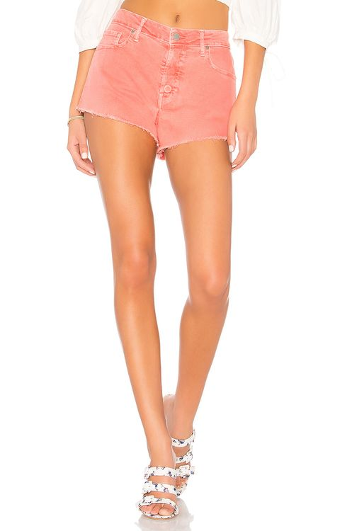 PAIGE Emmitt Relaxed Short