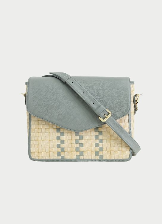 Chameo Couture Slate Quinn Sling Bag
