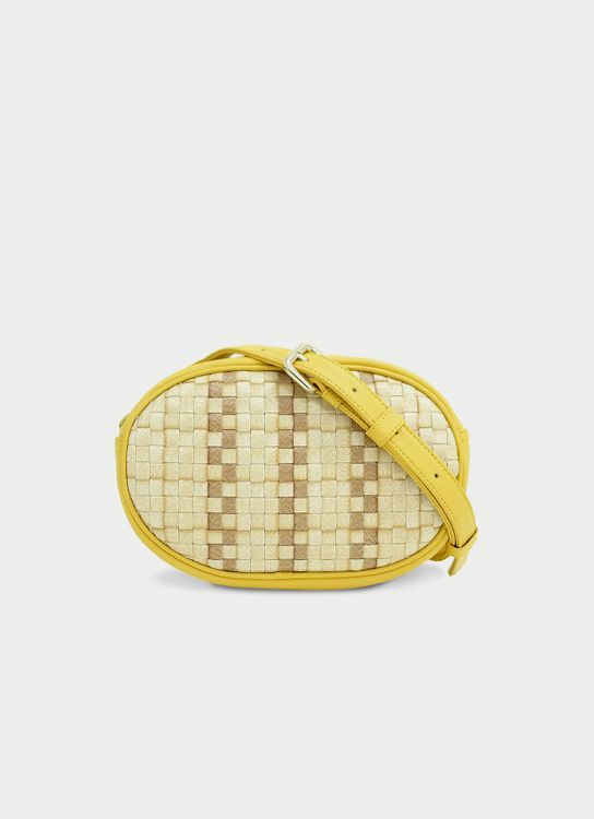 Chameo Couture Canary Dill Sling Bag