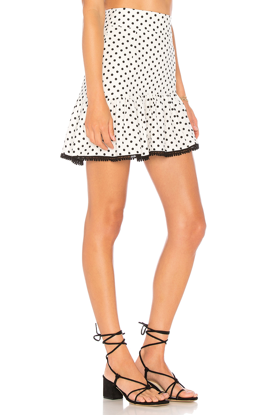 Suboo Over & Over Frill Mini Skirt