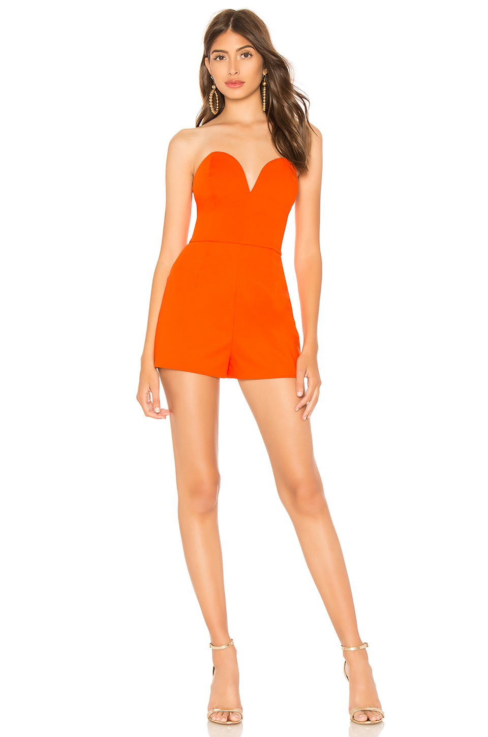 e74bbe4647a Shary Sweetheart Strapless Romper  by the way. Shary Sweetheart Strapless  Romper ...
