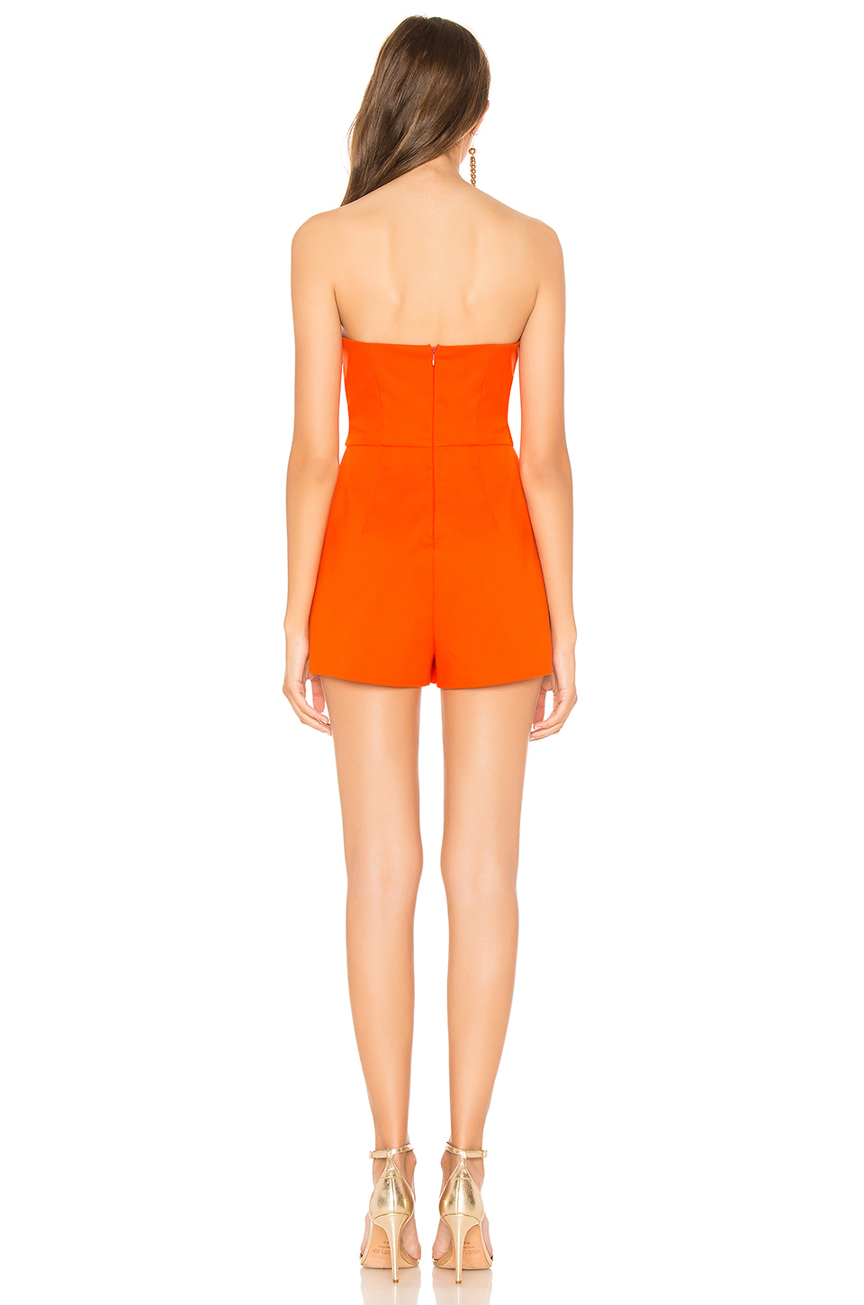 52533482510 Buy Original by the way. Shary Sweetheart Strapless Romper at ...