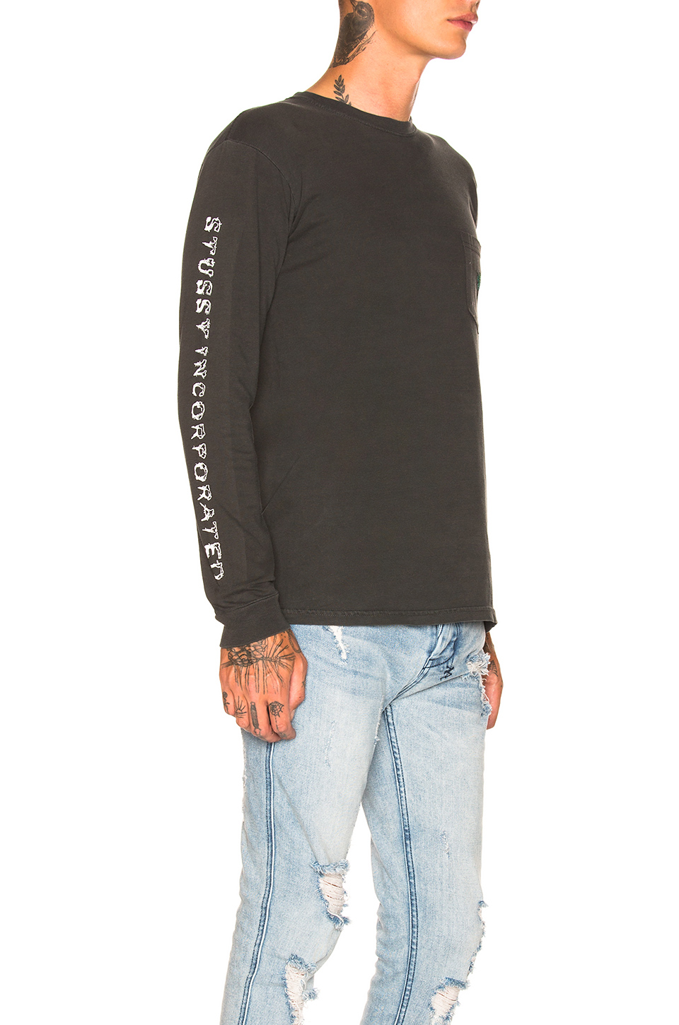 Stussy Shaka Long Sleeve Tee