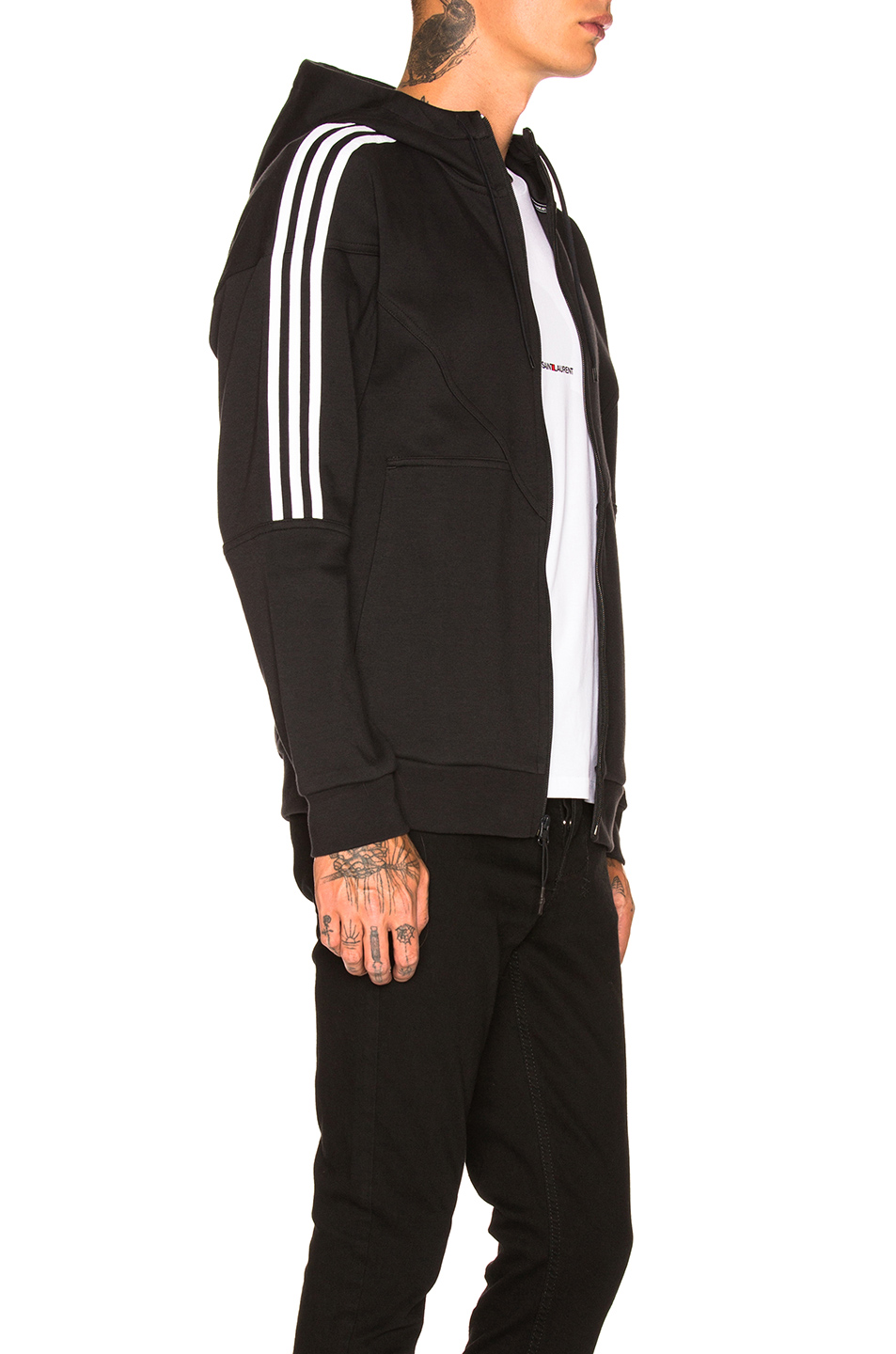 adidas Men's NMD Full Zip Hoodie | Products | Full zip