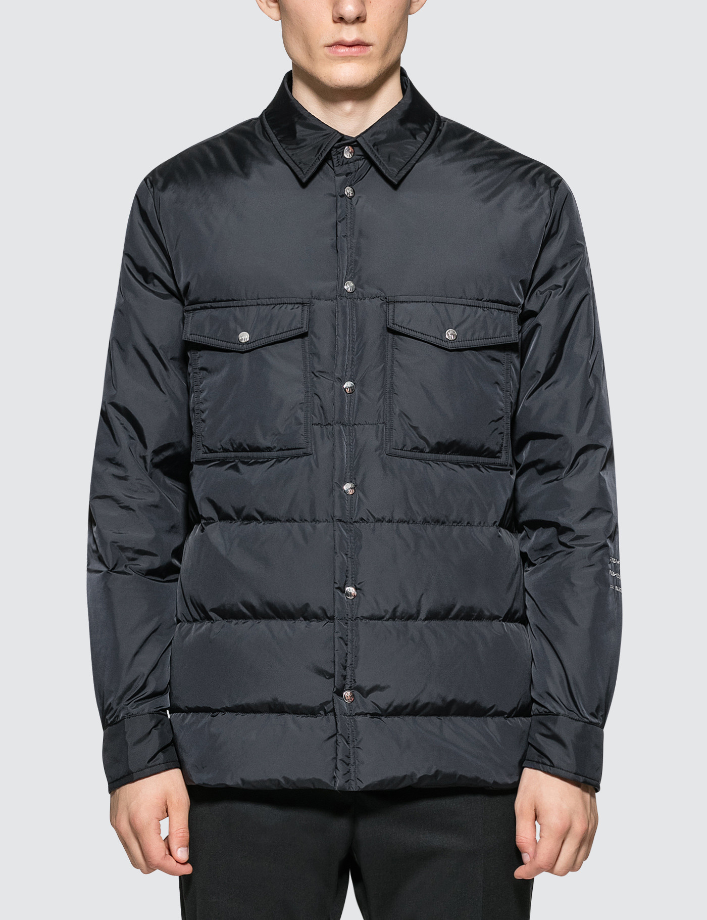 reputable site 0f9aa 5157f Maze Giubbotto, Moncler Genius