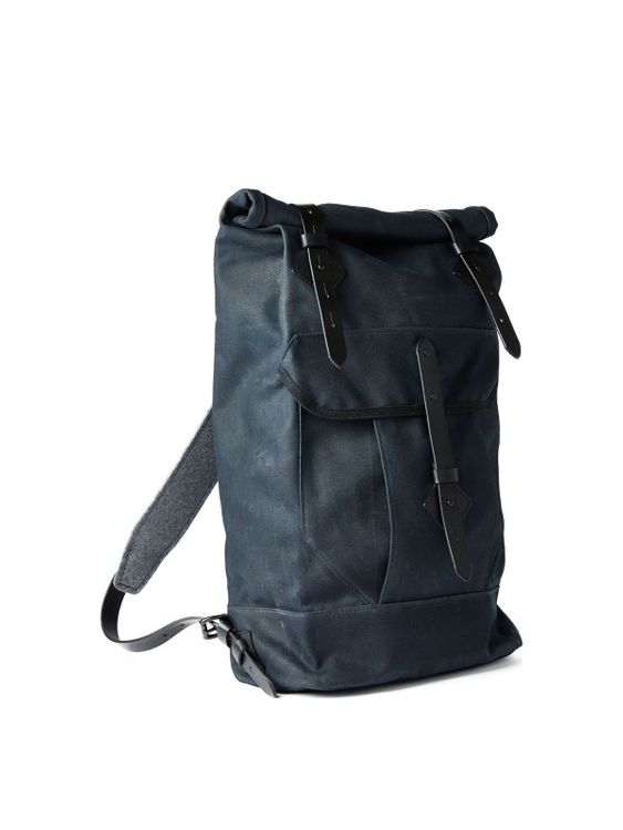Tanner Goods Tanner Goods Wilderness Rucksack Midnight