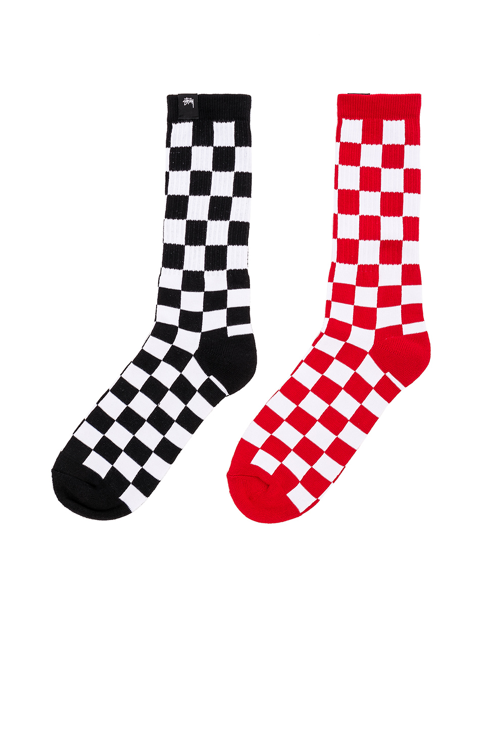 Stussy Checker Sock Pack