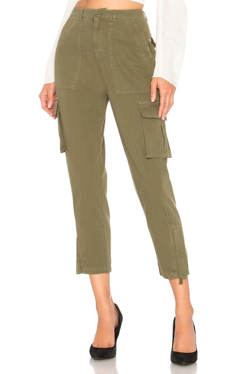 ANINE BING Military Trouser