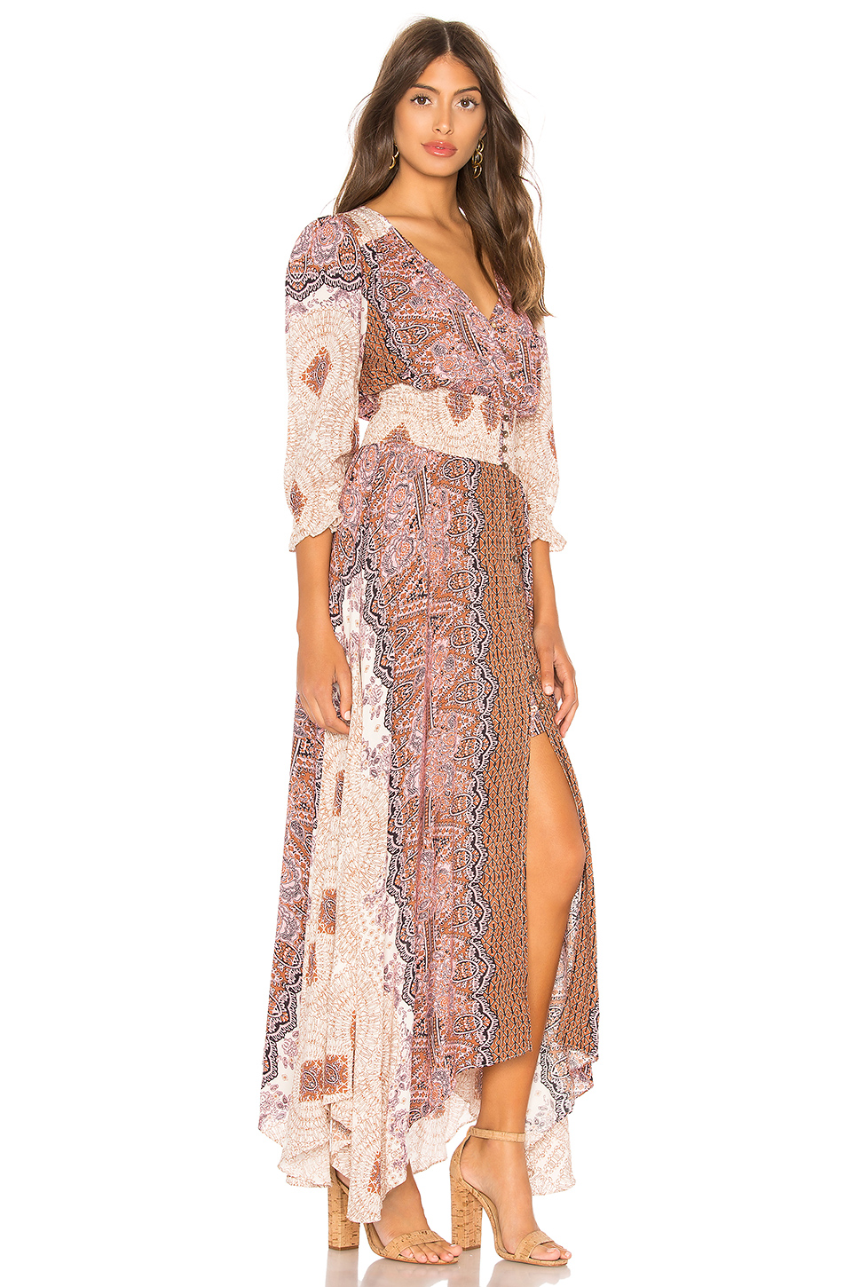 85ed713bf93 Buy Original Free People Mexicali Rose Maxi Dress at Indonesia ...