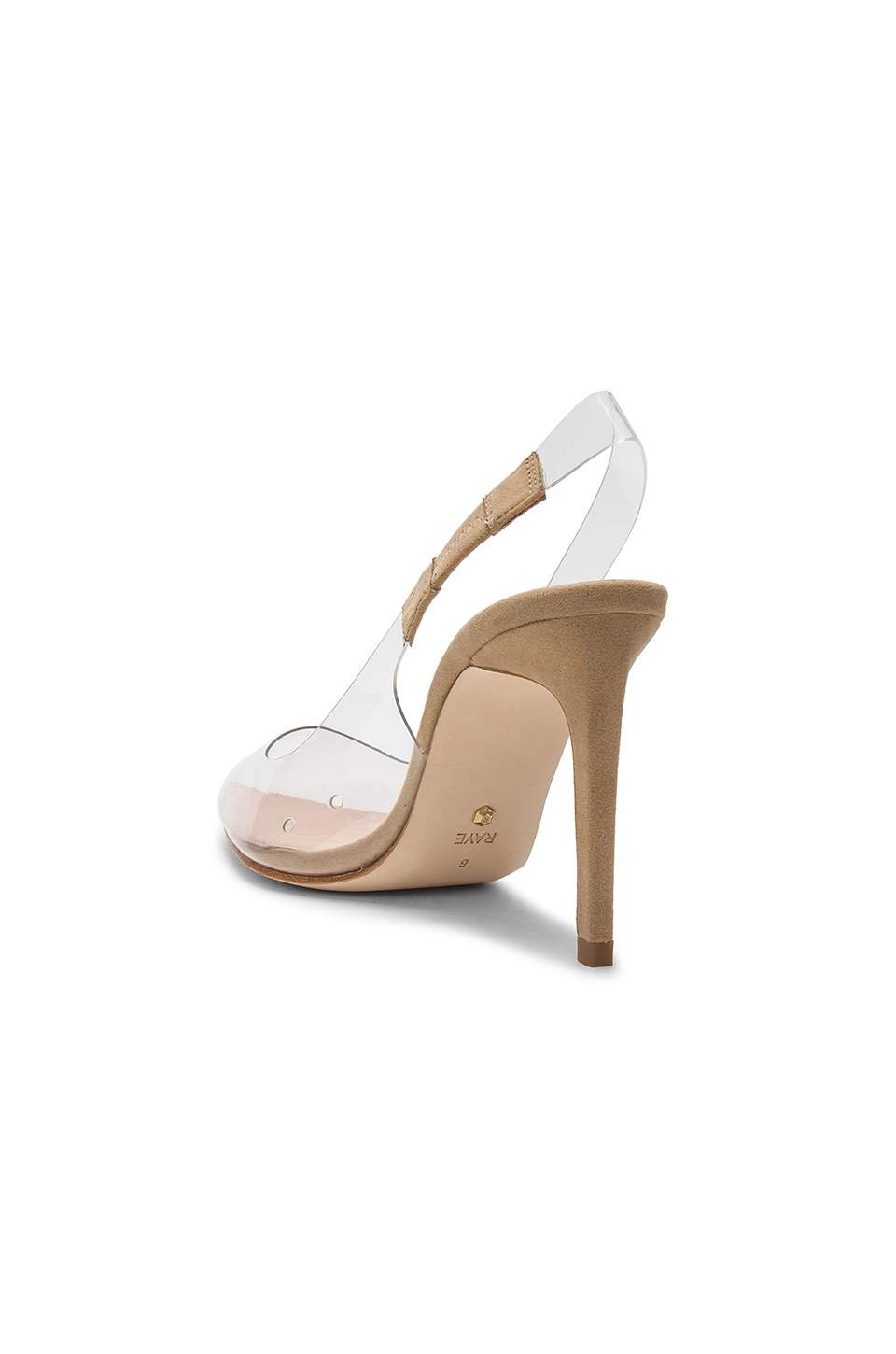 Gianvito Rossi Beige Satin Pointed Size 39.5 Pumps