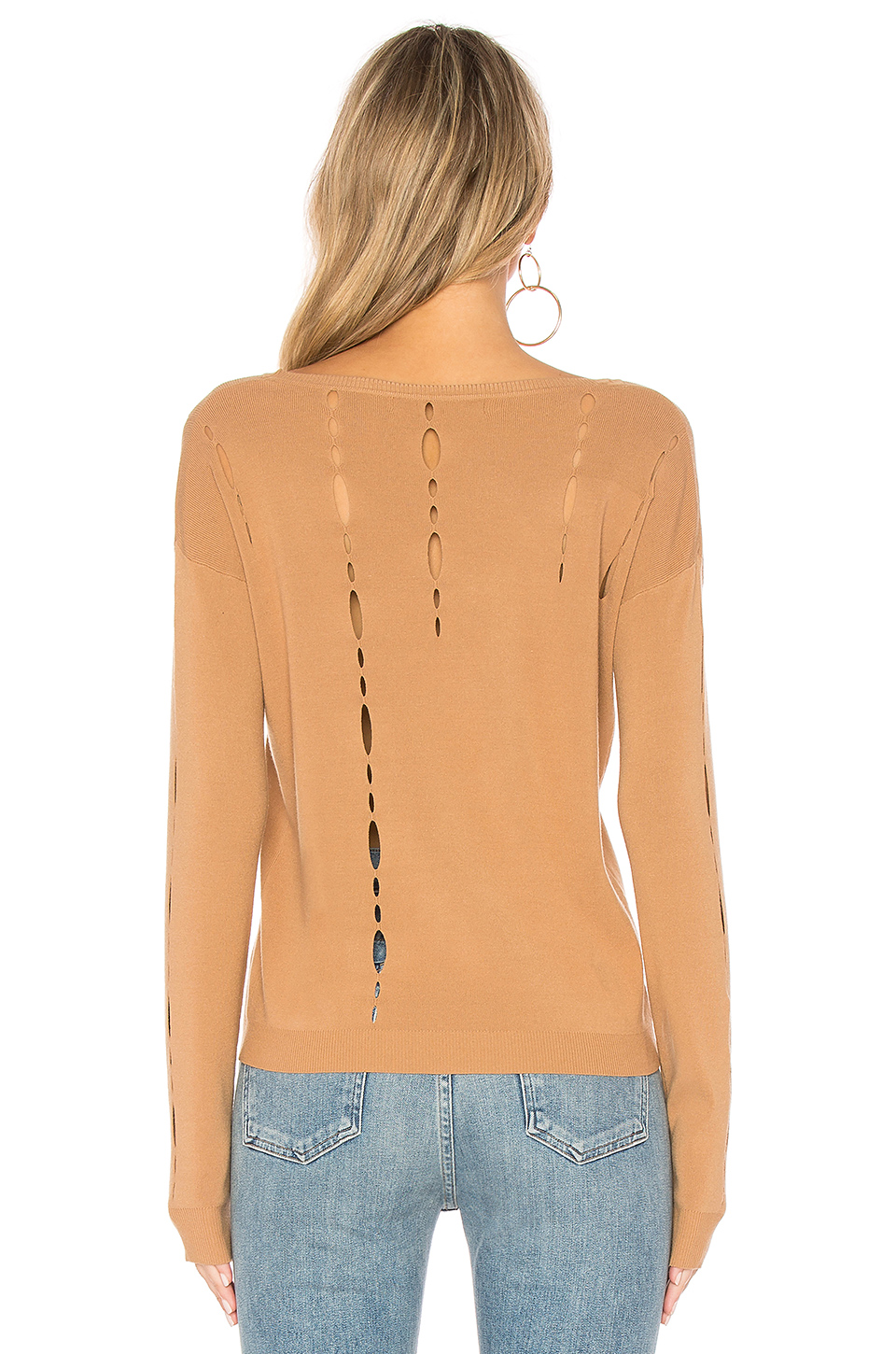One Grey Day Pruitt Sweater