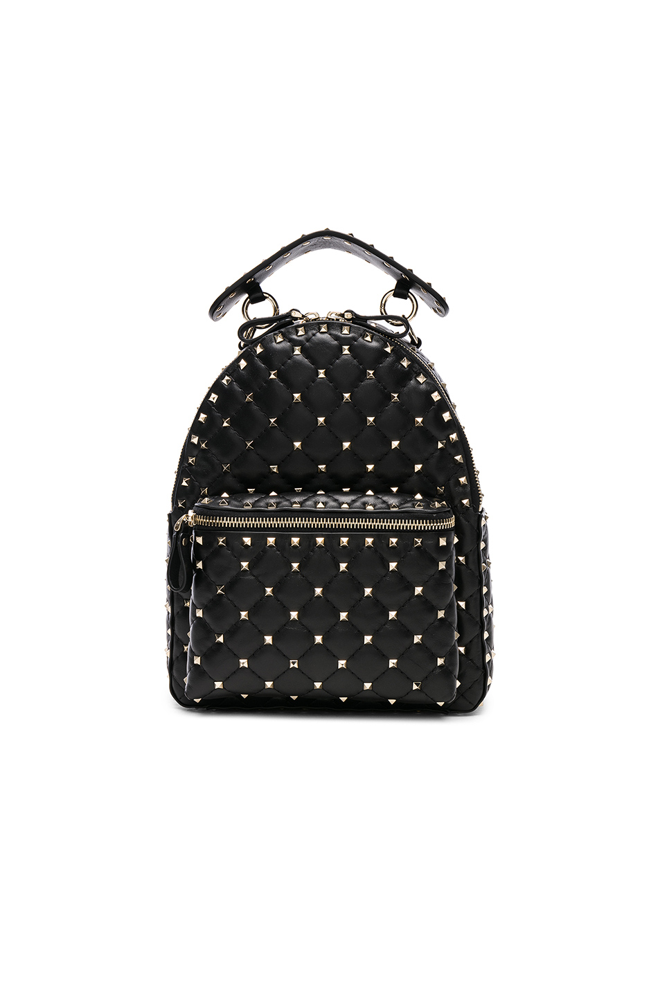 Valentino Small Rockstud Spike Backpack · Valentino Small Rockstud Spike  Backpack ... 104a1712fc