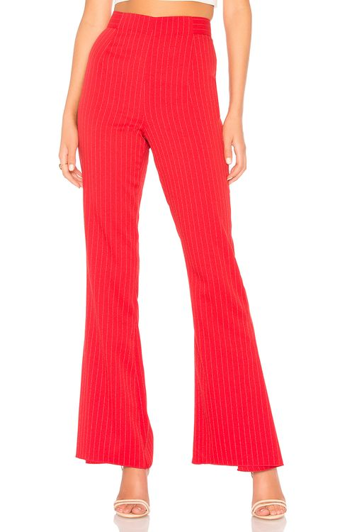 C/MEO Go From Here Pant In Red