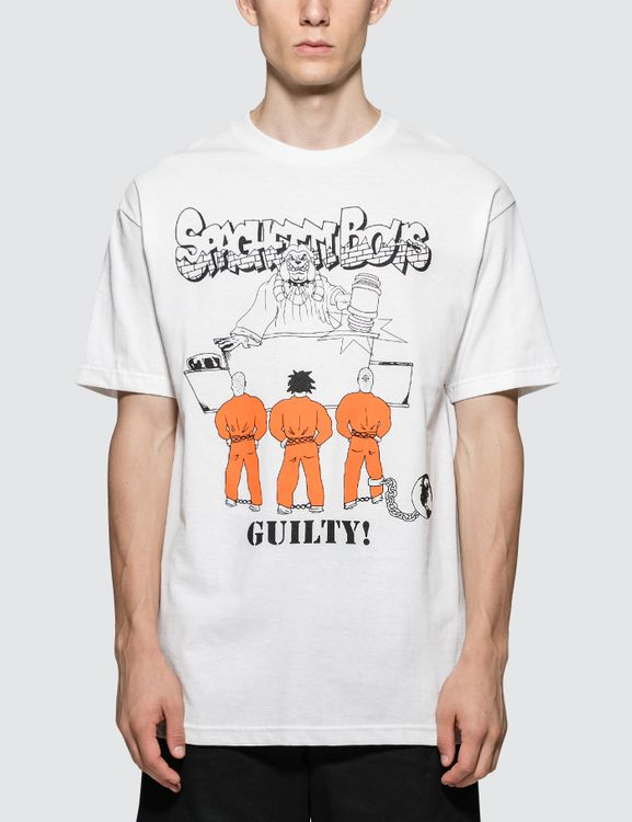Spaghetti Boys Guilty T-Shirt