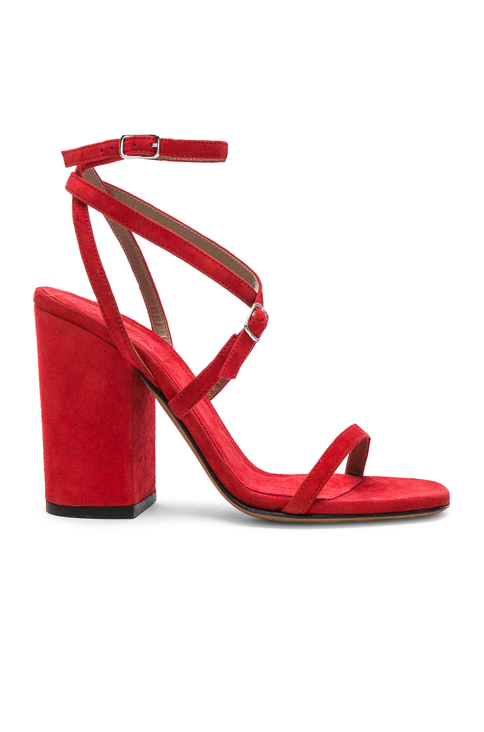 73615c3f764 ALUMNAE Strappy Ankle Wrap Sandals  ALUMNAE Strappy Ankle Wrap Sandals ...