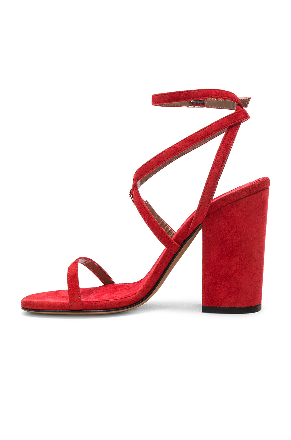 dbd3d72acc4 Buy Original ALUMNAE Strappy Ankle Wrap Sandals at Indonesia