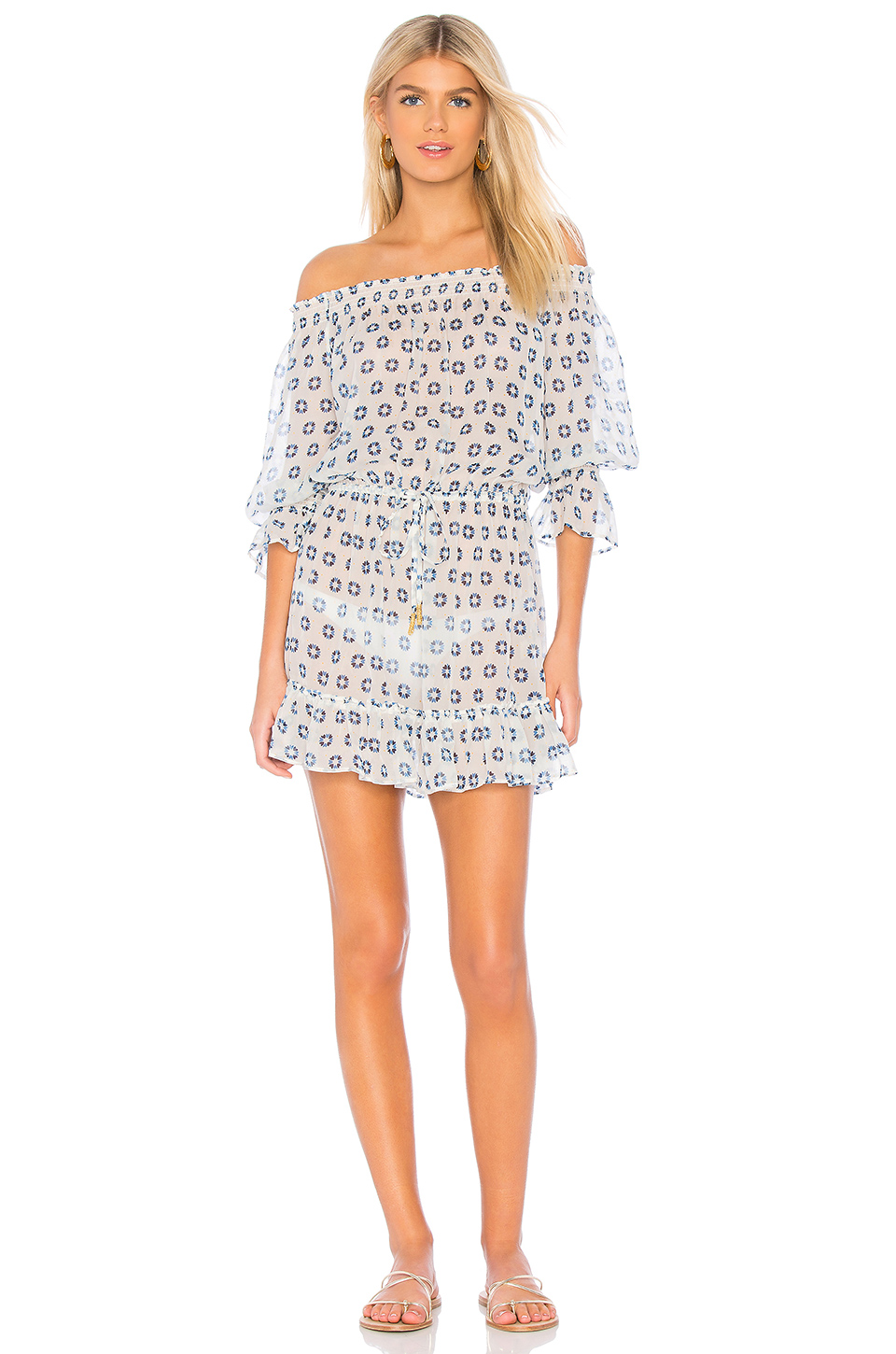 c4482c021f42 Buy Original Paloma Blue Mare Cover Up Dress at Indonesia