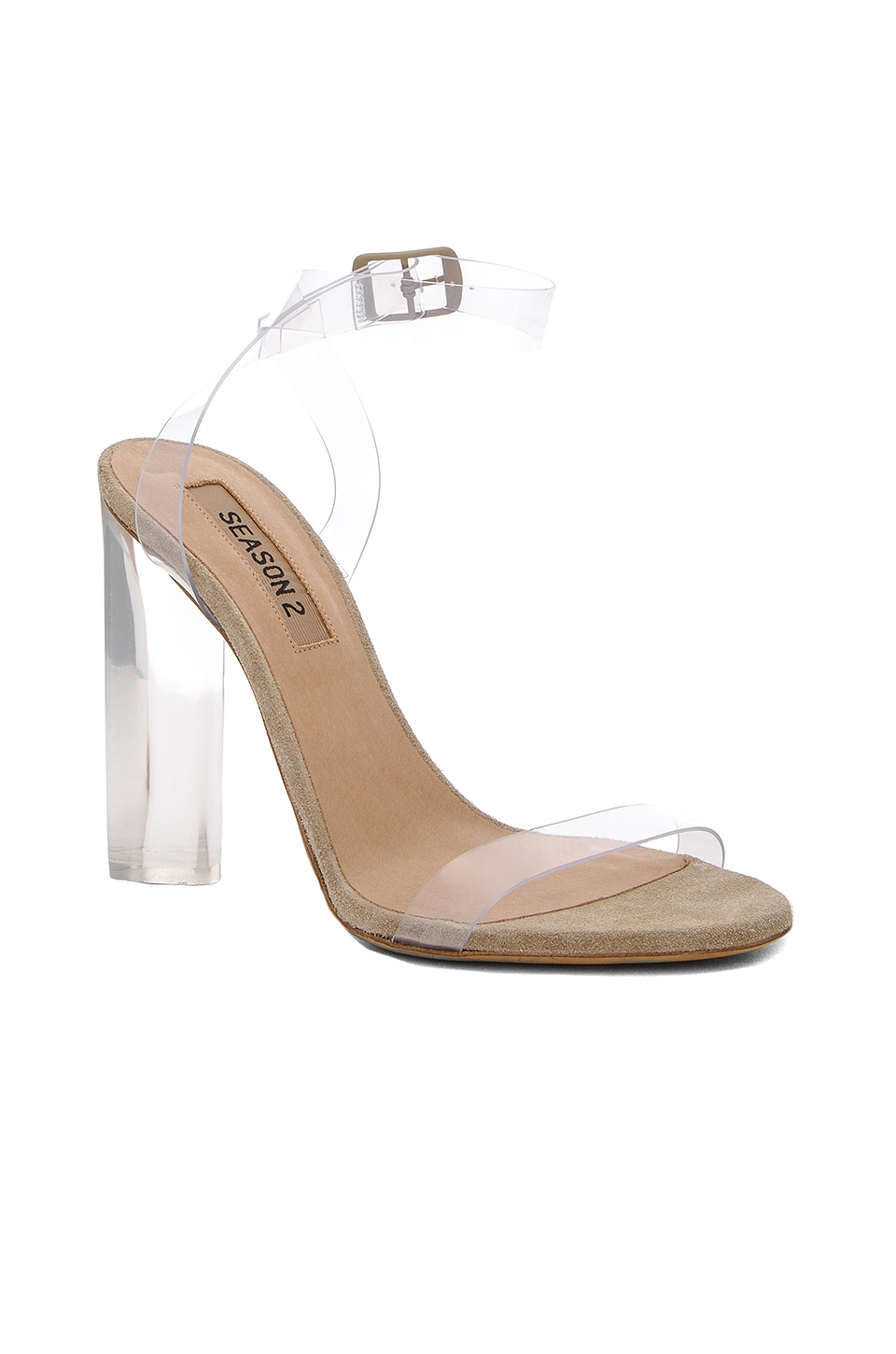 Buy Original YEEZY Season 2 Lucite Heel at Indonesia