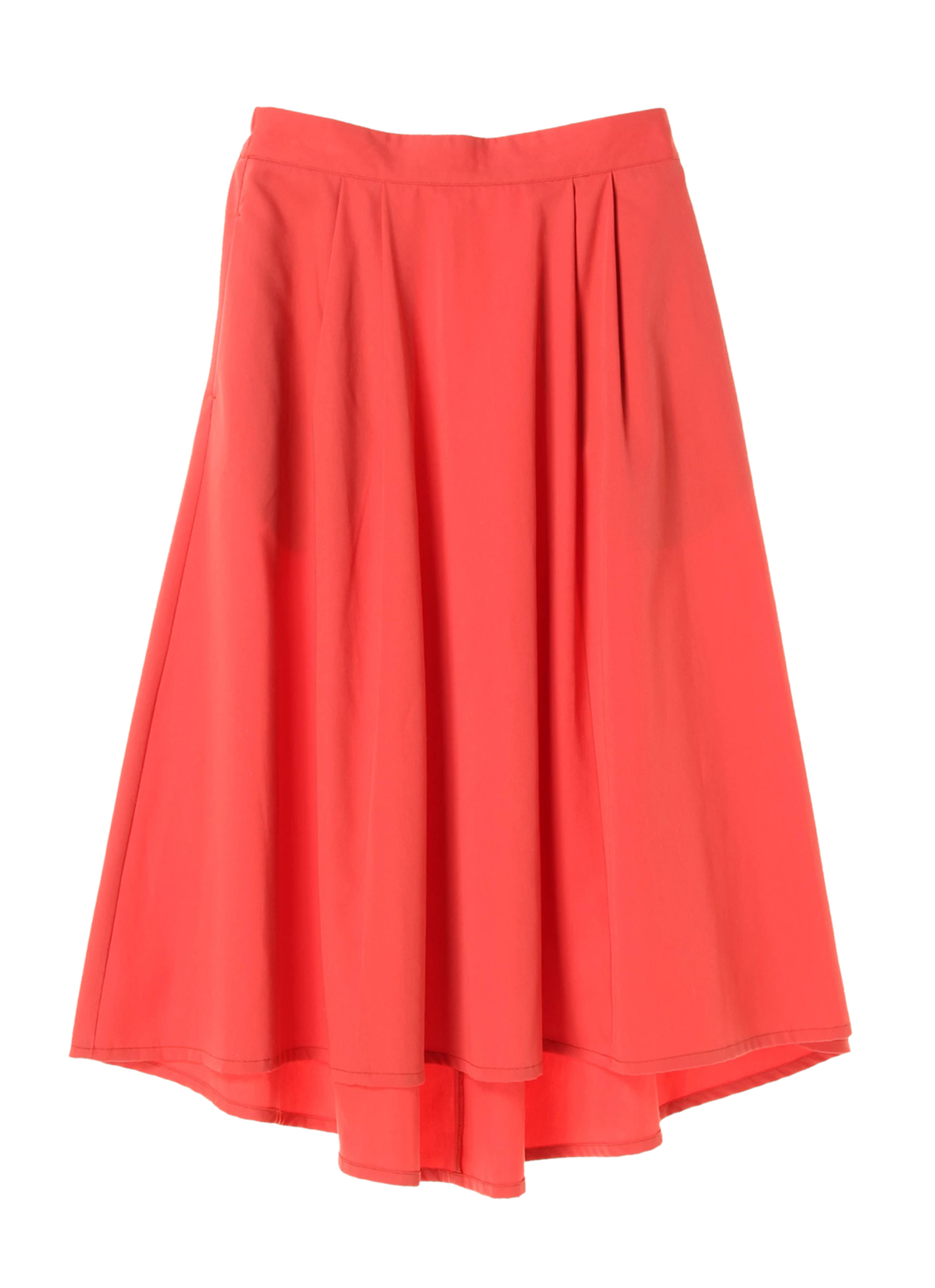 Green Parks Emily Circle Skirt - Red