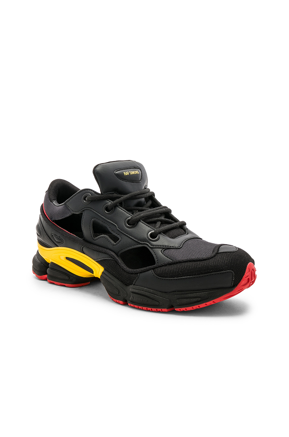 best service 7f2c5 45f7e ... adidas by Raf Simons Belgium National Day Replicant Ozweego ...