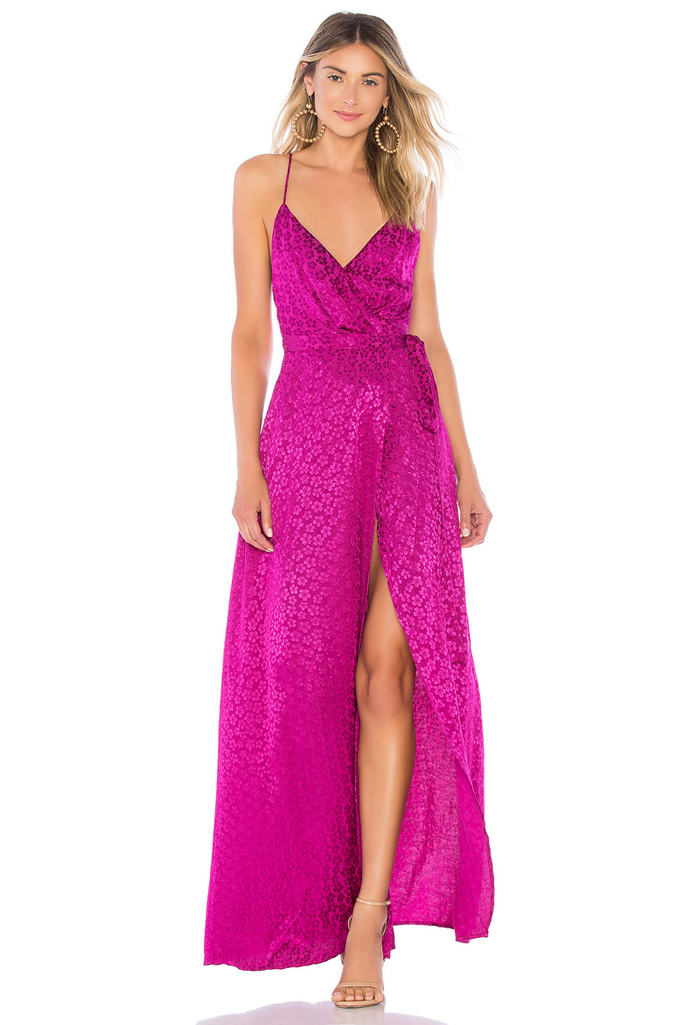 MAJORELLE Cubano Maxi Dress