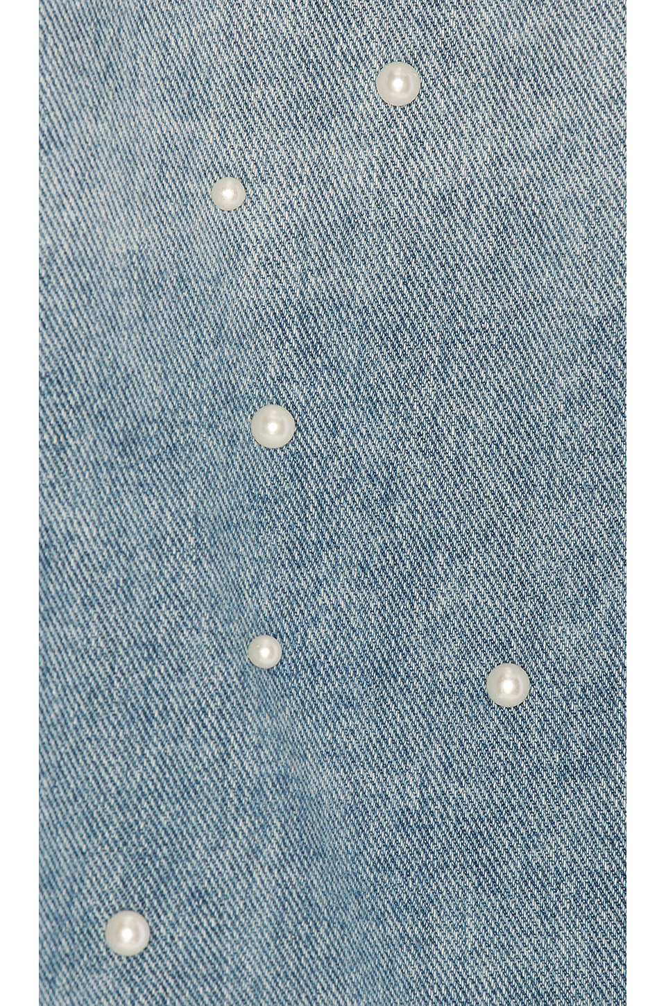 by the way. Pearl Denim Jacket
