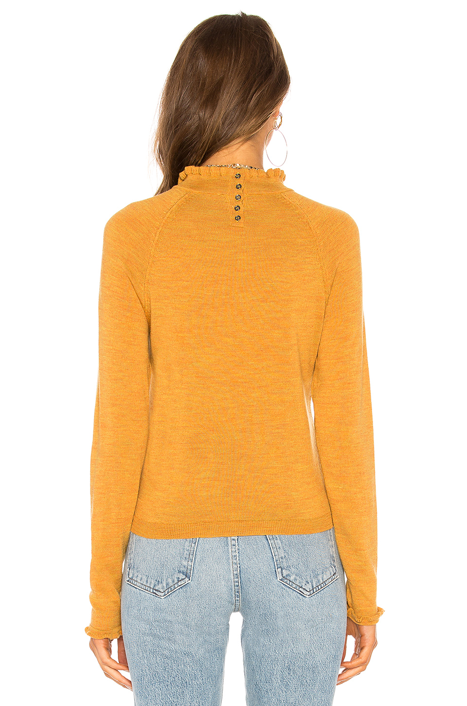 new styles 05cd9 83cb0 Needle And Thread Merino Pullover, Free People
