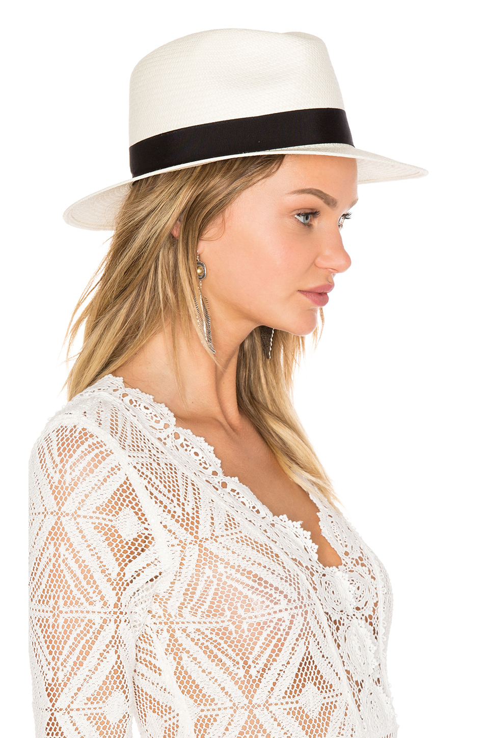 Rag & Bone Panama Hat
