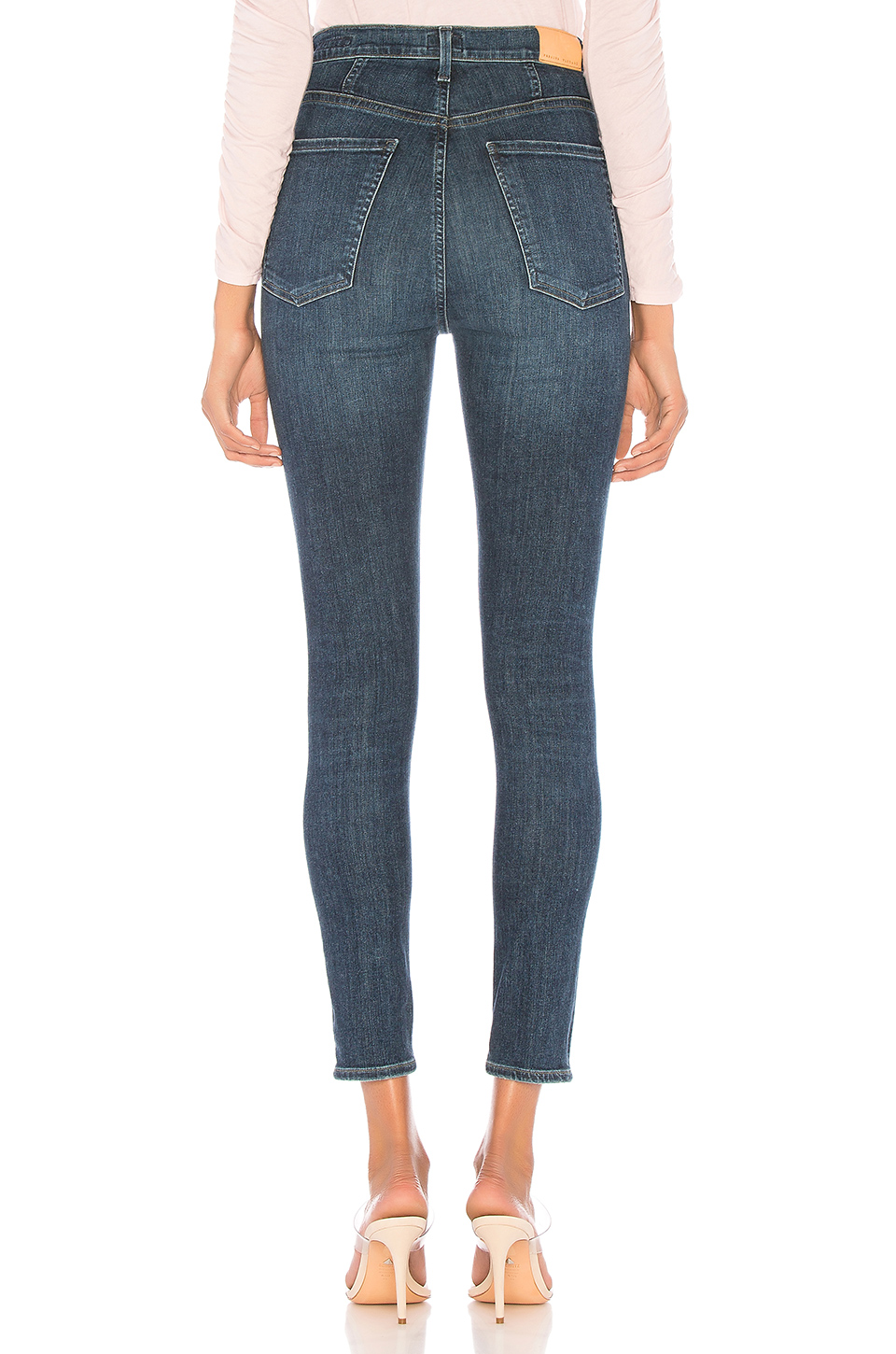 Citizens of Humanity Chrissy Sculpt Uber High Rise Skinny