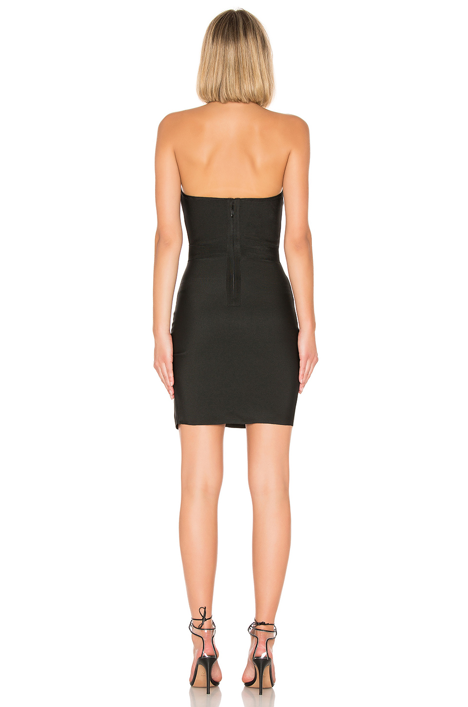 by the way. Gigi Studded Bandage Dress