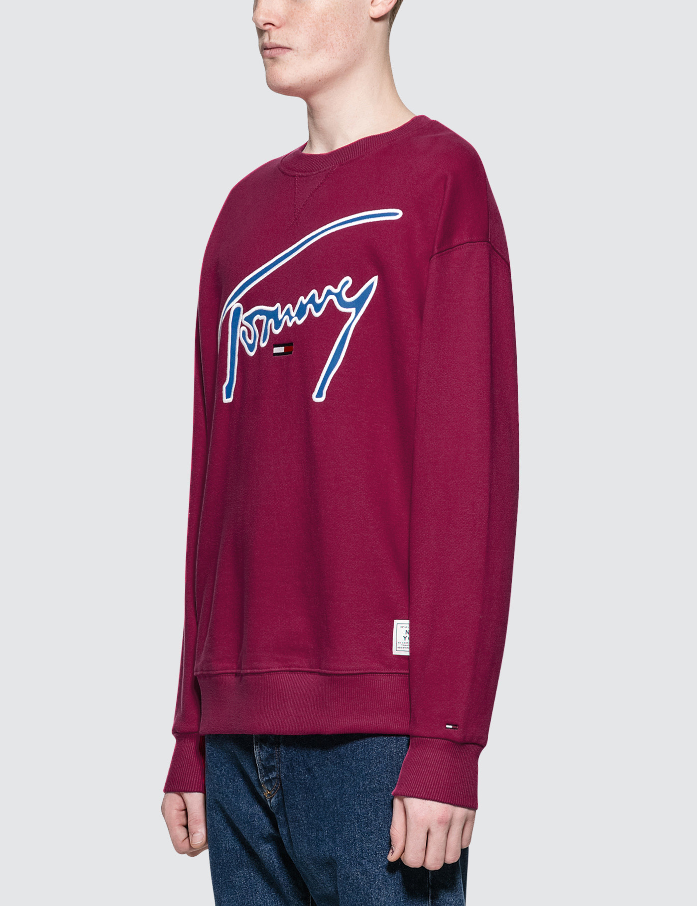Tommy Jeans Tommy Signature Sweatshirt