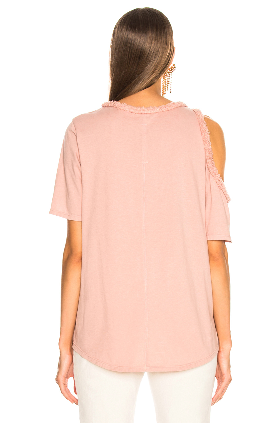 Raquel Allegra Cut Out Men's Tee
