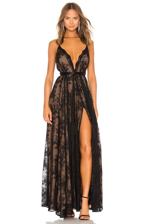 Michael Costello Paris Gown
