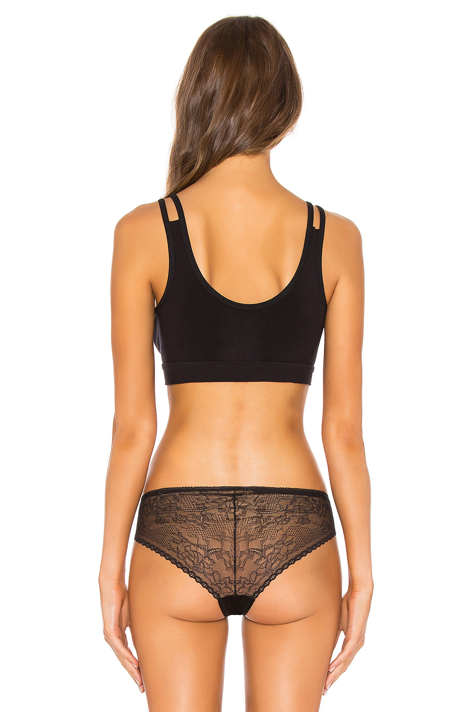 60afa706ac9e1 Buy Original Yummie by Heather Thomson Surplice Bralette at ...