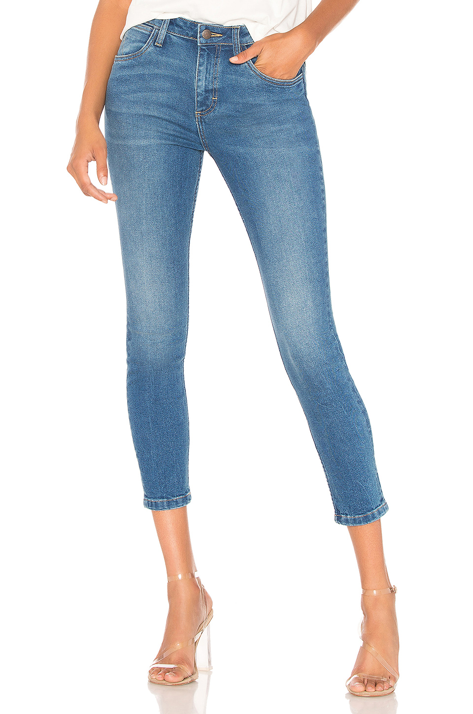 new concept newest collection super cheap High Rise Skinny, Wrangler