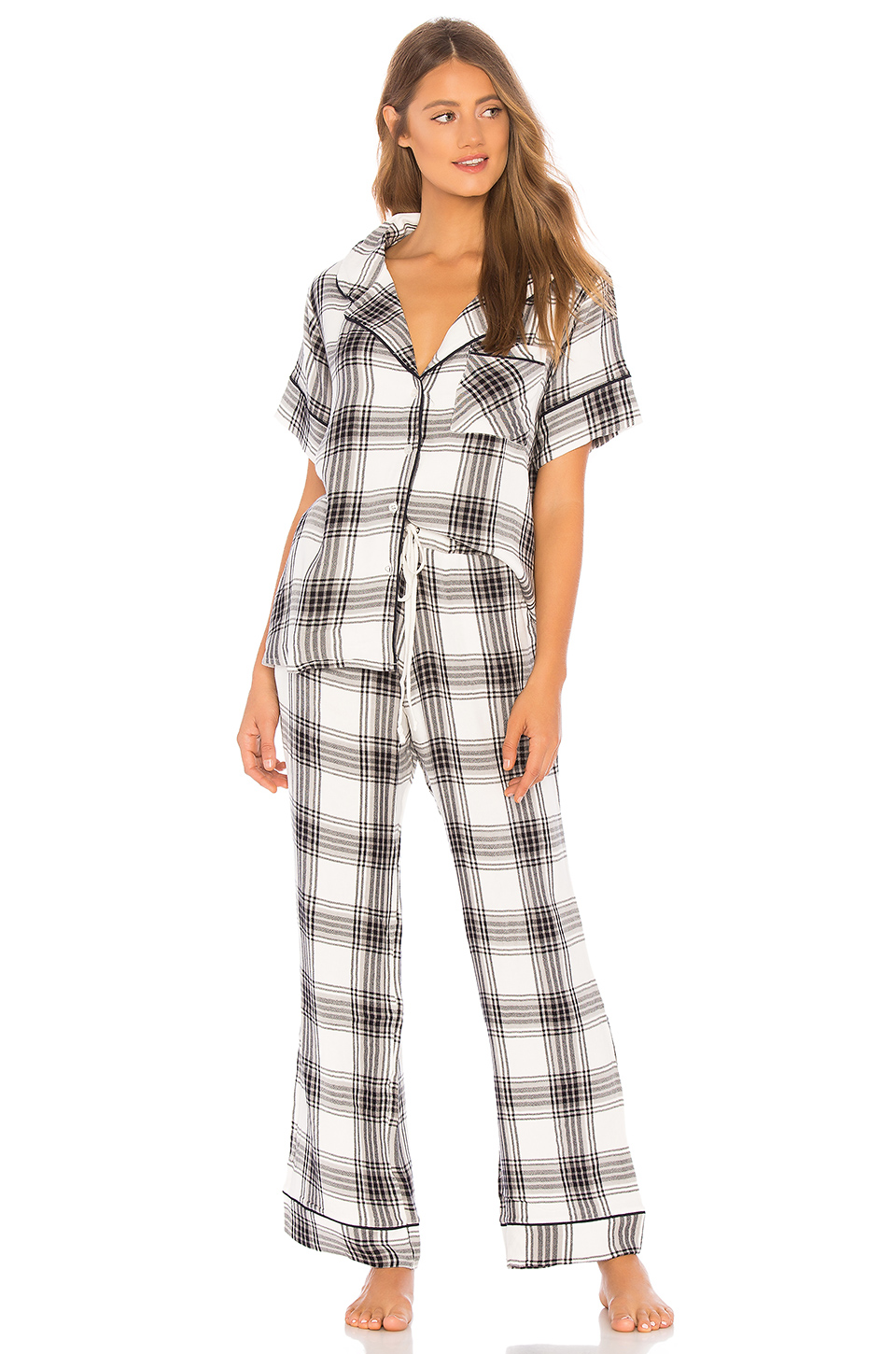 Plush Ultra Soft PJ Set
