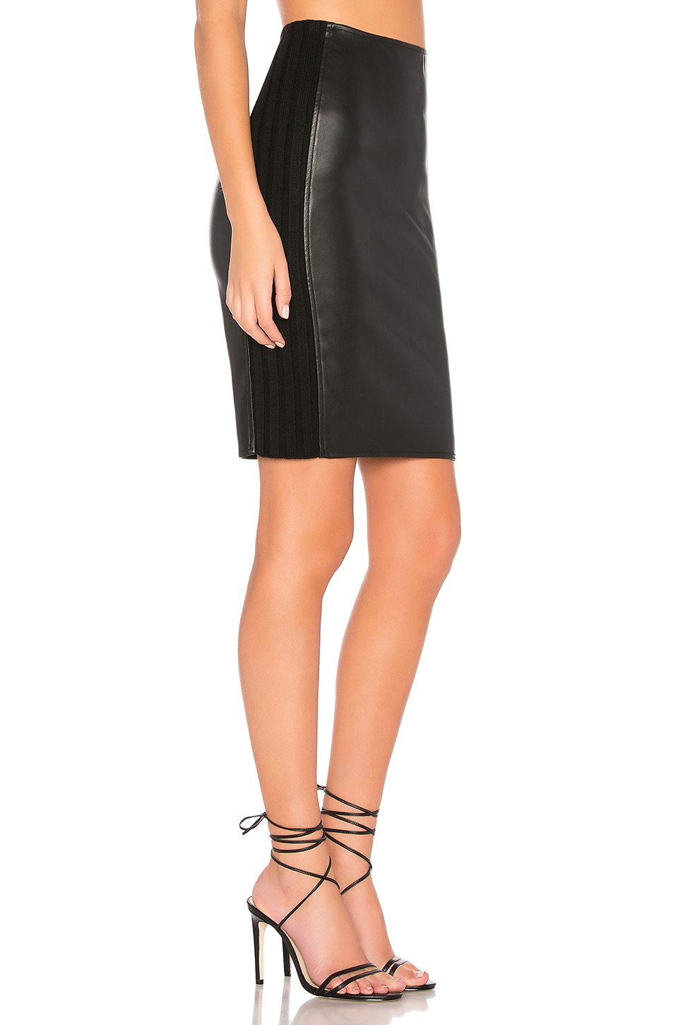 051b03b847 Buy Original Bailey 44 Tolstoy Eco-Leather Pencil Skirt at Indonesia ...
