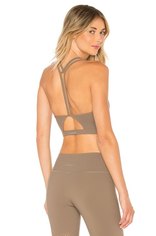 Track & Bliss Go With The Flow Cropped Top