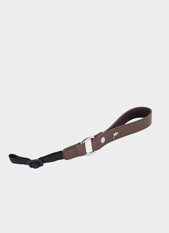 Taylor Fine Goods Brown 206 Camera Hand Strap
