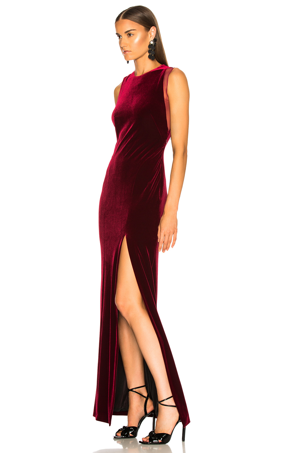 GALVAN Crescent Dress