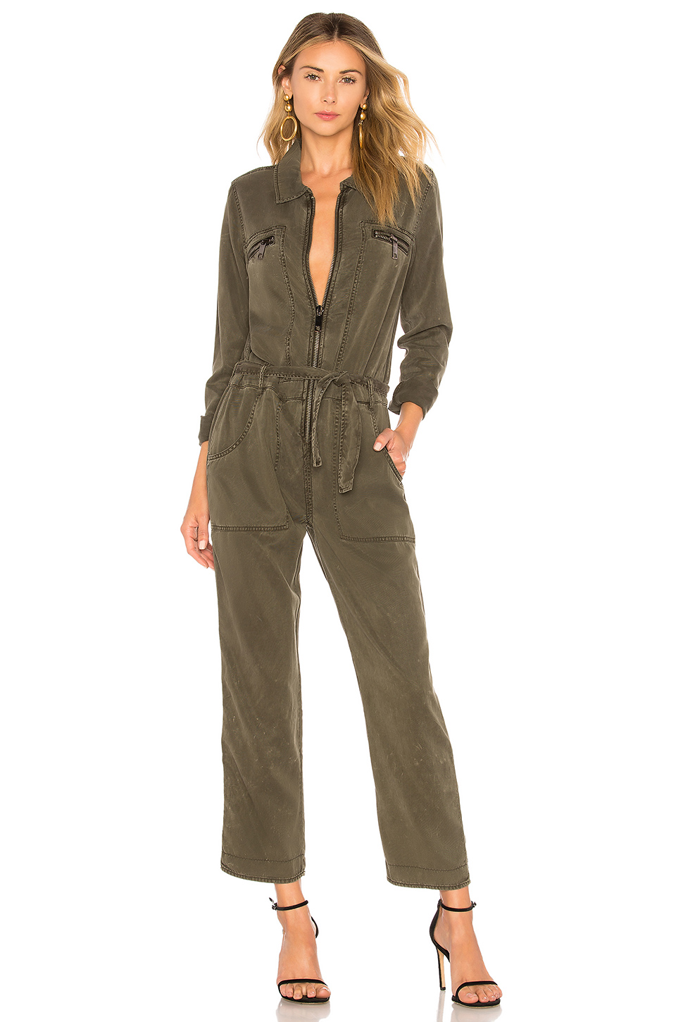 5a649ab228b6 Buy Original Hudson Jeans Long Sleeve Jumpsuit at Indonesia