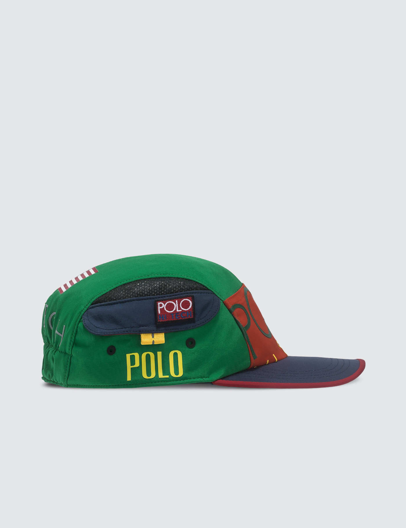 Hi Tech 5 Panel Cap, Polo Ralph Lauren