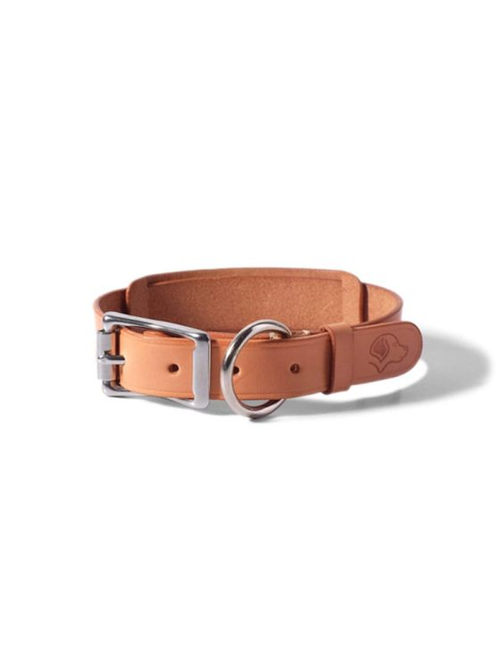 VOYEJ Voyej Dog Collar Natural