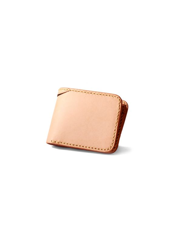 VOYEJ Voyej Vessel VI Americana Natural Short Wallet