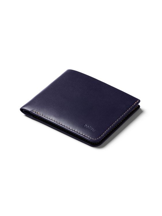 Bellroy Bellroy The Square Wallet Navy