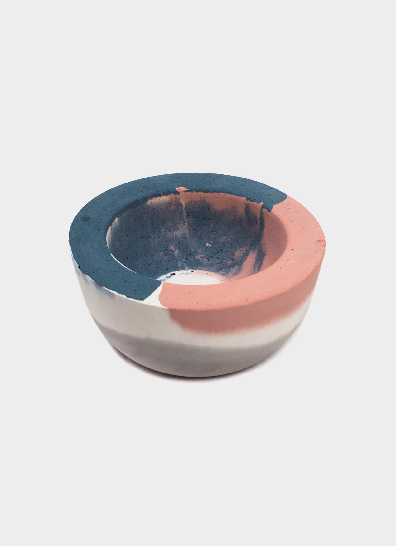 Ash Works Multicolor Bowl Ceramics