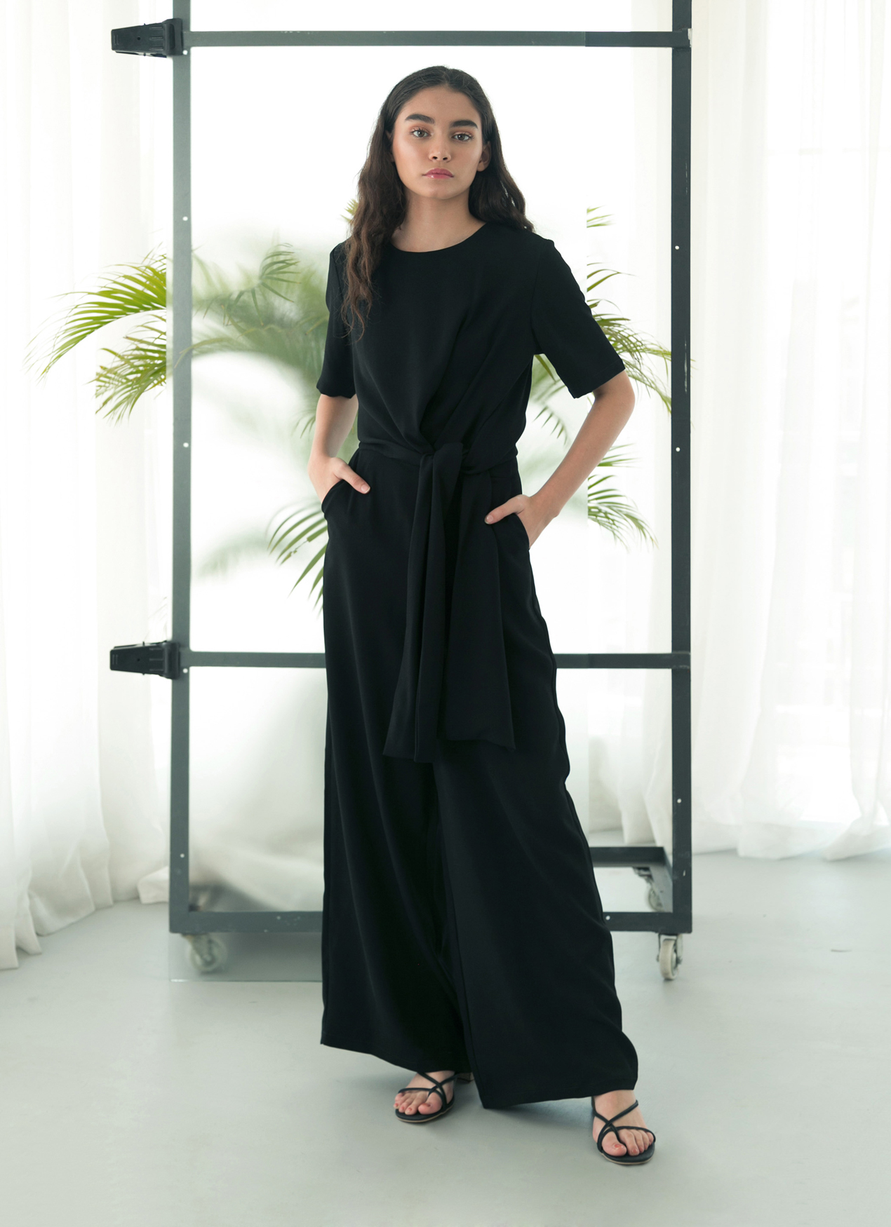95e2171f6f9 Eesome Black Figs Jumpsuit  Eesome Black Figs Jumpsuit ...