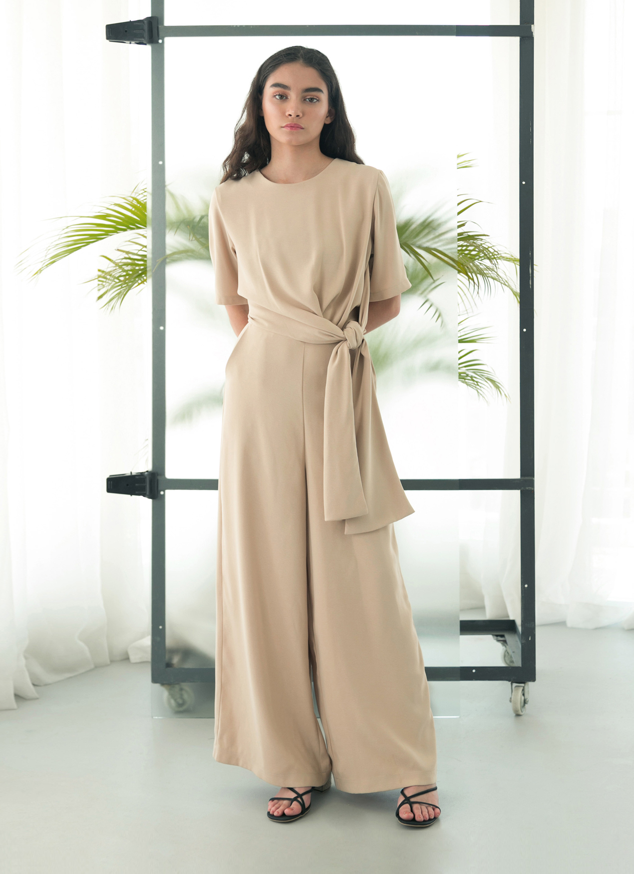 517f889ec60 Eesome Nude Figs Jumpsuit  Eesome Nude Figs Jumpsuit ...