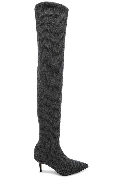 Monse Thigh High Sock Boots
